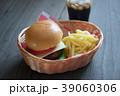 ハンバーガー 39060306