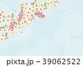 花 花柄 桜のイラスト 39062522