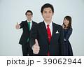 チーム チームワーク ビジネスマンの写真 39062944