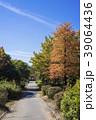 日岡山公園 秋 紅葉の写真 39064436