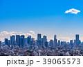 都市風景 ビル街 ビジネス街の写真 39065573