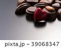 チョコレート バレンタイン バレンタインデーの写真 39068347