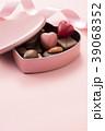 ハート型のチョコレートギフト 39068352