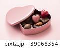 チョコレート バレンタイン バレンタインデーの写真 39068354