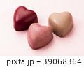 チョコレート バレンタイン バレンタインデーの写真 39068364