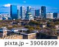 《大阪府》大阪城とビジネスパーク 39068999