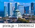 《大阪府》大阪城とビジネスパーク 39069012