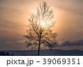 空 夕景 日没の写真 39069351