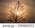 空 夕景 日没の写真 39069352