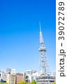 名古屋テレビ塔 空 建物の写真 39072789