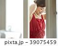 人物 ポートレート 女性の写真 39075459