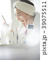 人物 女性 スキンケアの写真 39075511