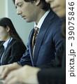 外国人 ビジネスマン ビジネスの写真 39075846