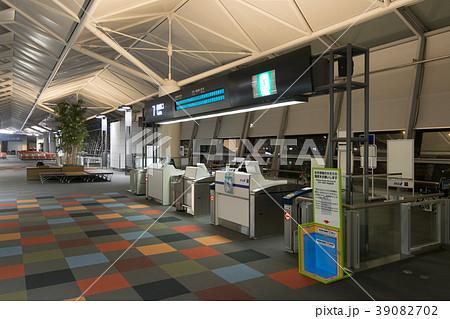 セントレア制限区域内の様子、搭乗ゲートの写真素材 [39082702] - PIXTA