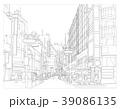 渋谷センター街 39086135