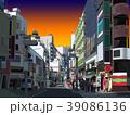 渋谷センター街 39086136