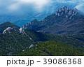 瑞牆山 山 雲の写真 39086368