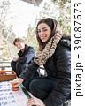 インバウンド 男性 女性の写真 39087673