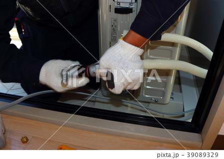 エア・コンディショナー取付工事 エアコン 39089329