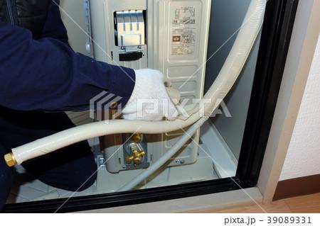 エア・コンディショナー取付工事 エアコン 39089331