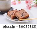 桜のパウンドケーキ 39089385