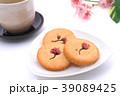焼き菓子 お茶 ティータイムの写真 39089425