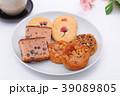 桜のお菓子 ティータイム 39089805