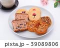 お菓子 タルト 焼き菓子の写真 39089806