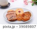 お菓子 タルト 焼き菓子の写真 39089807