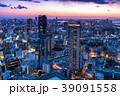 《大阪府》梅田周辺のトワイライト夜景 39091558