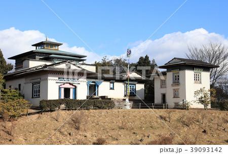ネパールの寺院 39093142