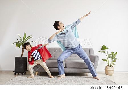 생활,가족,아빠,아들,한국인 39094624