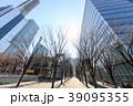 都市風景 さいたま新都心 けやき広場(冬) 39095355