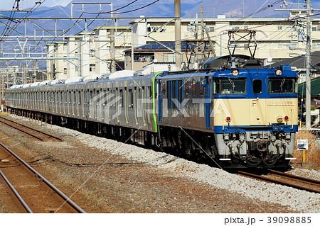 E235系 配給輸送 39098885