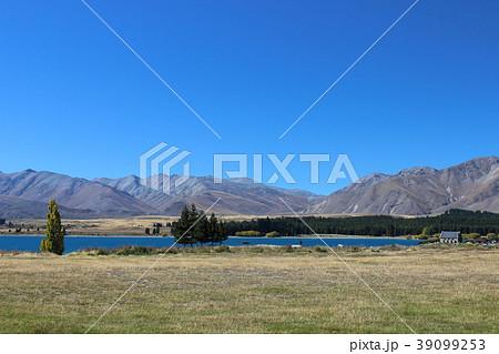ニュージーランド テカポ湖 39099253