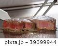 食べ物 外食 食事 高級 レストラン 食材 肉 ステーキ 牛肉 鉄板焼き 牛ステーキ 料理 39099944