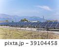 太陽光発電 ソーラーパネル メガソーラー 39104458