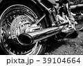 単車 排気 パイプの写真 39104664