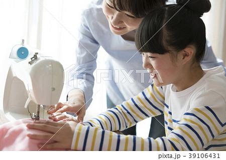 家事 裁縫 ミシン 39106431