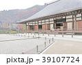 天龍寺のイラスト 39107724