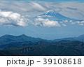 富士山 山 風景の写真 39108618