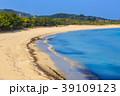壱岐島 筒城浜海水浴場 砂浜の写真 39109123