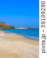 壱岐島 錦浜海水浴場 砂浜の写真 39109290