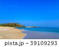壱岐島 錦浜海水浴場 砂浜の写真 39109293