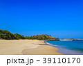 壱岐島 錦浜海水浴場 砂浜の写真 39110170