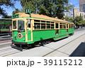 トラム メルボルン 路面電車の写真 39115212