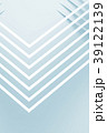 青 垂直 立体のイラスト 39122139