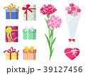 プレゼント ギフト 母の日のイラスト 39127456