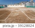 テニスコート 39128024