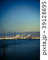江川海岸 電柱 海の写真 39128695